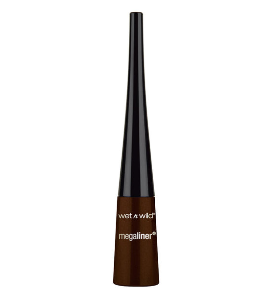 Wet n Wild Megaliner Liquid Eyeliner Dark Brown