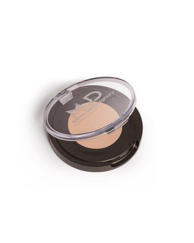 MUD Eye Color Compact Wheat