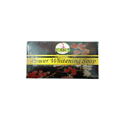 EON Whitening Soap Arbutin with Glutathione and Vitamin C And B3 135 grams