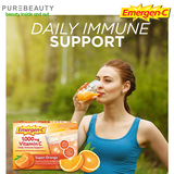 Emergen-C Vitamin C 1000mg Powder Super Orange Flavor