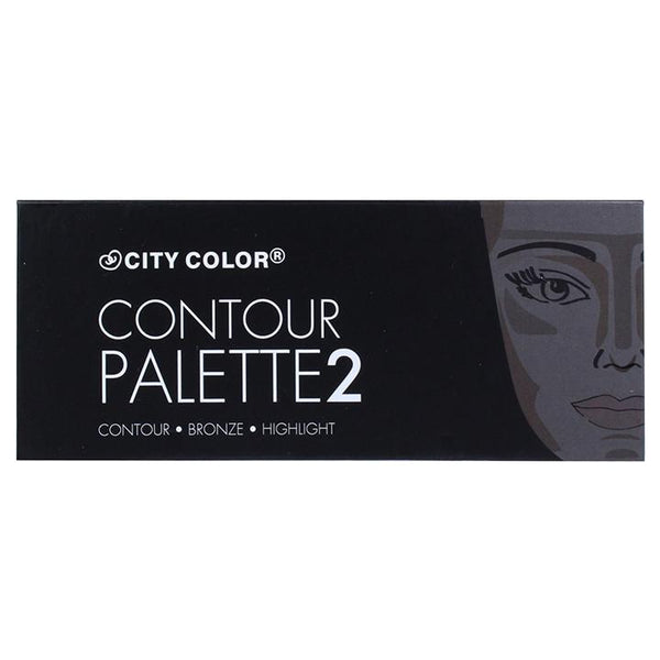City Color Contour Palette 2
