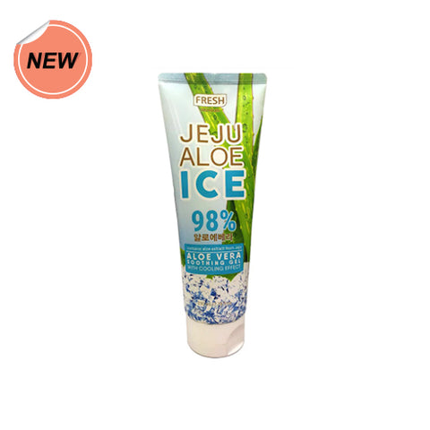 Fresh Jeju Aloe Ice Soothing Gel