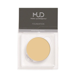 MUD Cream Foundation Refill YG1