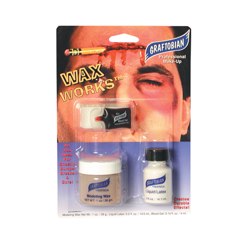 Graftobian Wax Works Special Fx Set Bumps And Bruises