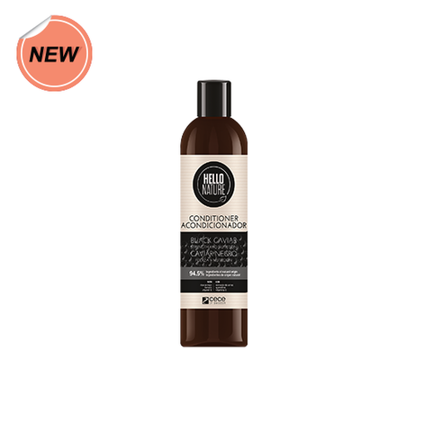 Hello Nature Black Caviar Conditioner 300ml