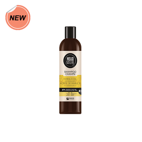 Hello Nature Marula Oil Shampoo 300ml