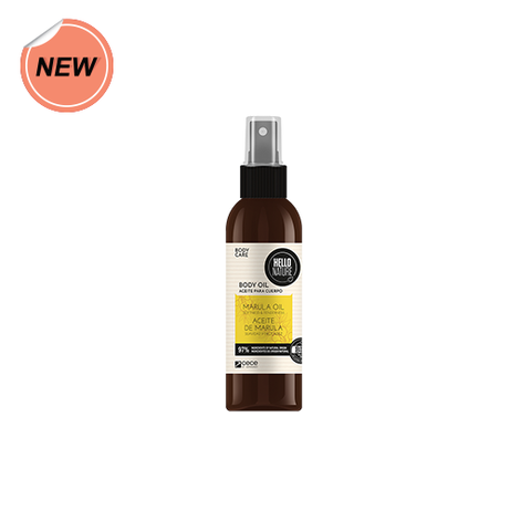 Hello Nature Marula Oil Body Mist/Body Oil 130 ml