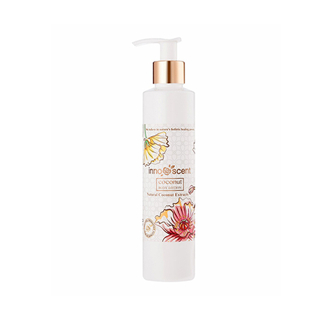 Innoscent Natural Coconut Body Lotion (200 ml)