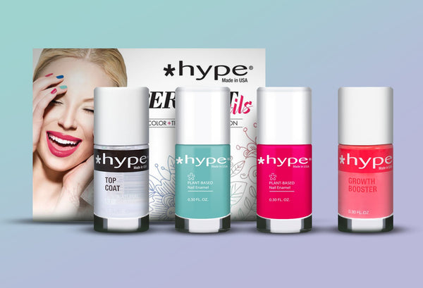 Hype Nail Enamel Perfect Nails 4 pix