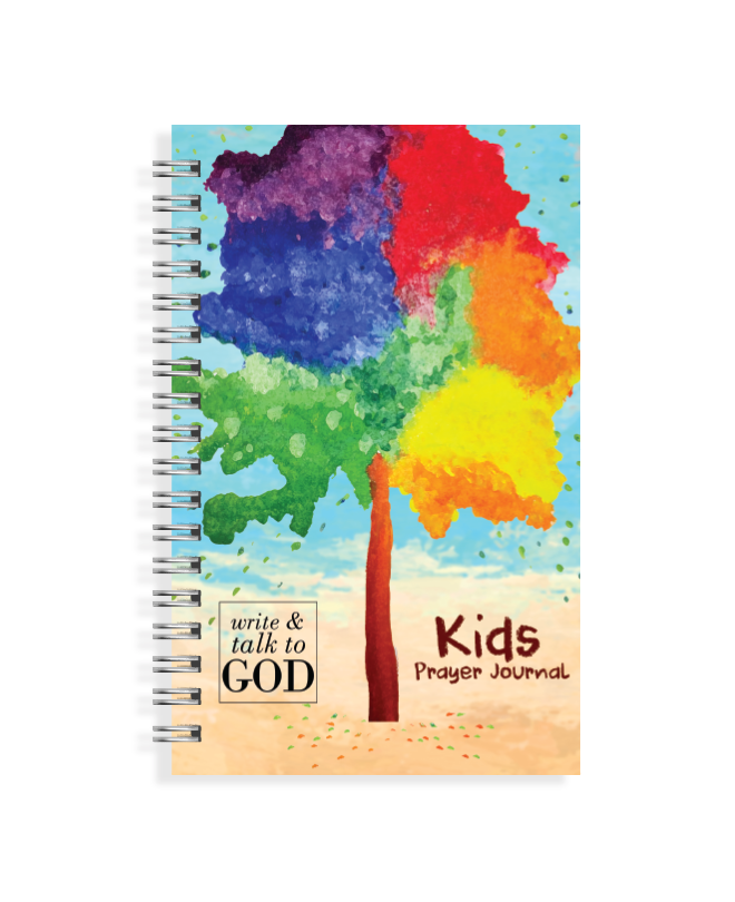 Purebeauty Kids Prayer Journal