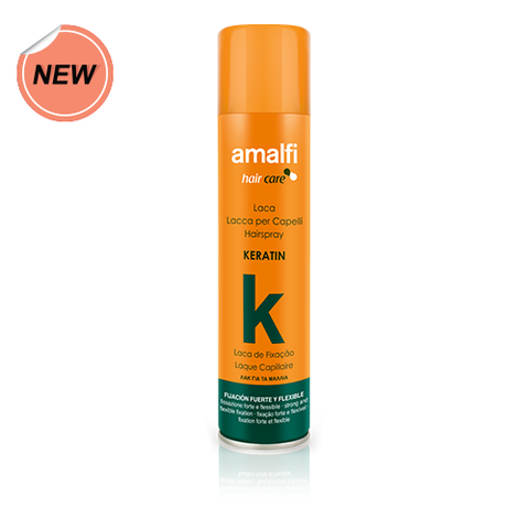 Amalfi Hair Spray Keratin 300ml