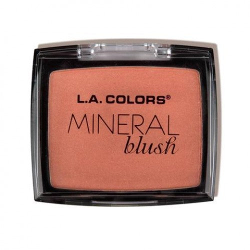L.A. Colors Mineral Blush - Chai