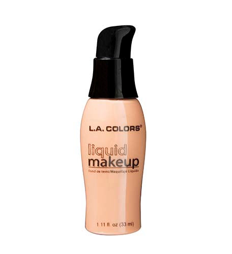 L.A. Colors Pump Liquid Makeup - Natural