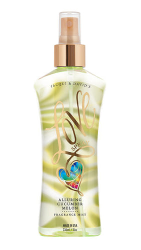 JD Love Spray For Girl Alluring Melon 236ml