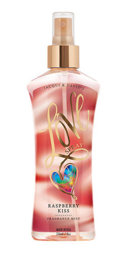 JD Love Spray For Girl Raspberry Kiss 236ml