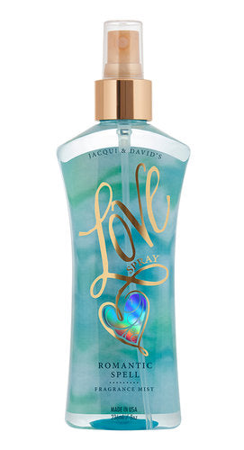 JD Love Spray For Girl Romantic Spell 236ml