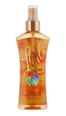 JD Love Spray For Girl Sweet Attraction 236ml