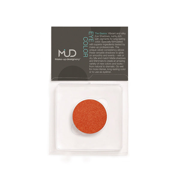 MUD Eye Color Refill Firebrick