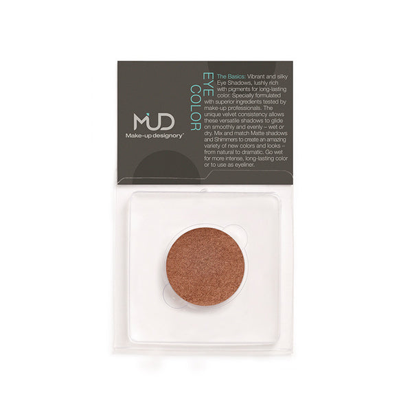 MUD Eye Color Refill Brownstone