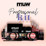 MakeUp World Professional Kit Package