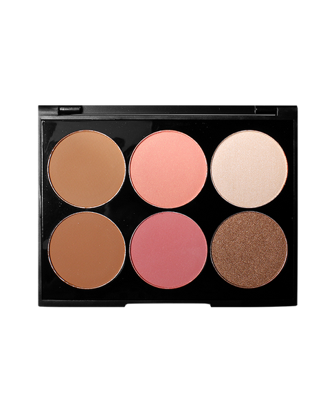 MakeUp World Complete Contour Palette