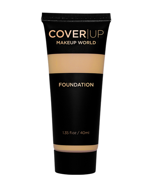 MakeUp World Foundation Nude