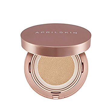 Aprilskin Magic Snow Fixing Foundation No. 21 Light Beige