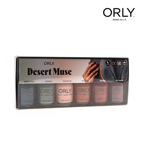 Orly Nail Lacquer Desert Muse 6pix