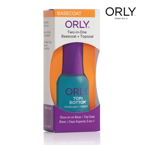 Orly Nail Treatment Top 2 Bottom