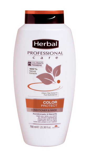 Herbal Color Protect Conditioner and Mask 750ml