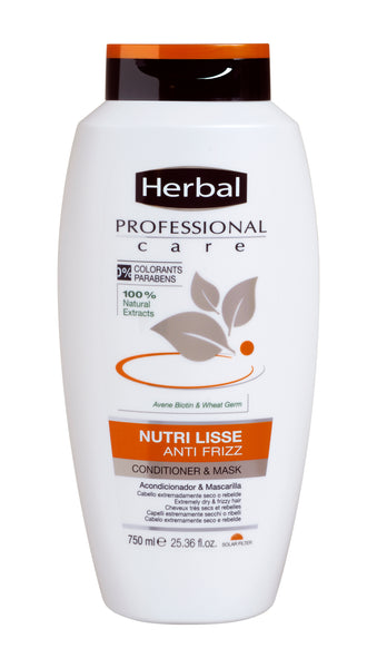 Herbal Nutri Lisse Conditioner and Mask 750ml