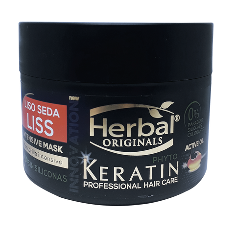 Herbal Phyto Keratin Lisse Intensive Mask 300ml