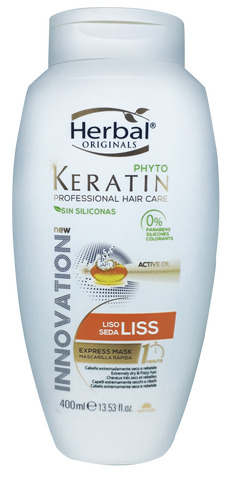 Herbal Phyto Keratin Lisse Express Mask 400ml