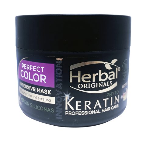 Herbal Phyto Keratin Color Intensive Mask 300ml