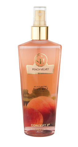 Concept II Body Mist 236ml - Peach Velvet