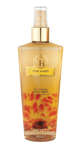Concept II Body Mist 236ml - Pure Amber