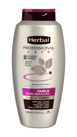 Herbal Rizos/Boucles Shampoo 750ml