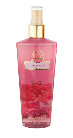 Concept II Body Mist 236ml - Snow Rose