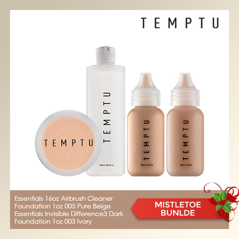 Temptu Mistletoe Bundle
