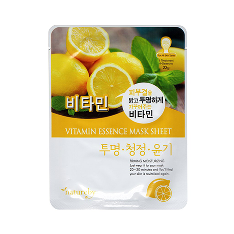 Natureby Facial Mask Vitamin 23g