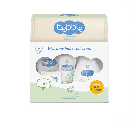 Bebble Welcome Baby Collection