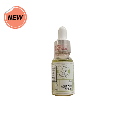 Formula Organic 23 Acne Cure Serum 15ml