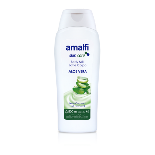 Amalfi Body Milk Aloe Vera 500 ml