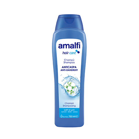 Amalfi Shampoo Keratin Anti-Dandruff Spa 750 ml