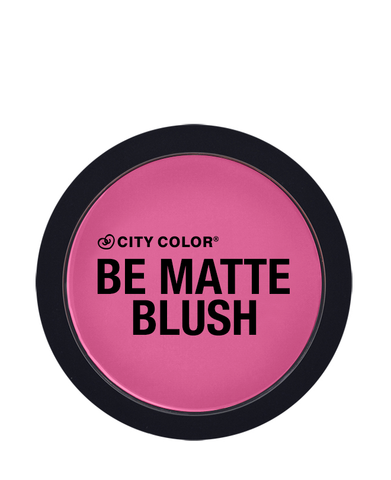 City Color Be Matte Blush Dragonfruit