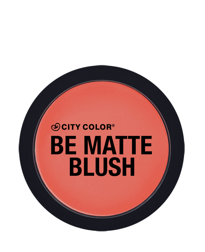 City Color Be Matte Blush Guava