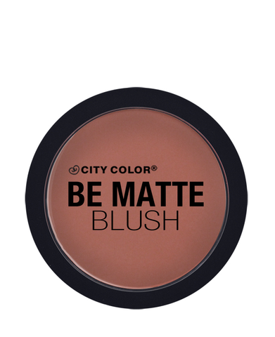 City Color Be Matte Blush Hibiscus