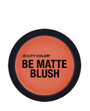 City Color Be Matte Blush Papaya