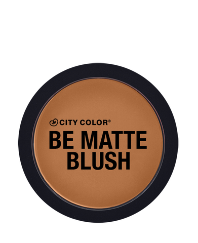 City Color Be Matte Blush Toasted Coconut