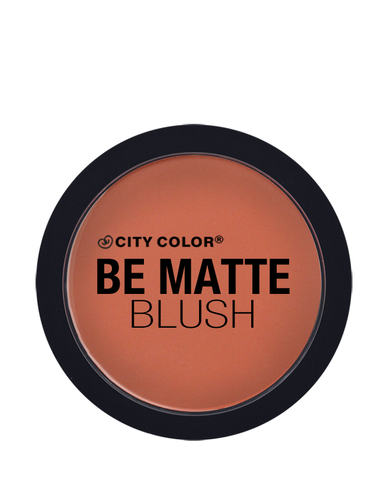 City Color Be Matte Blush Zinnia